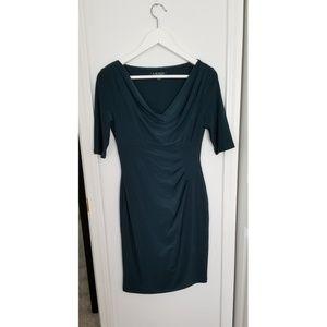 Ralph Lauren Emerald Sheath Dress